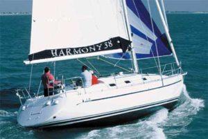 Яхта Harmony 38